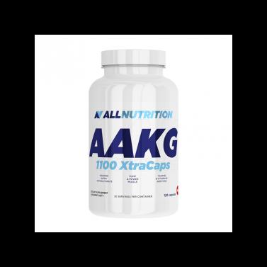 AAKG 1100 XtraCaps аргинин алфа-кетоглутарат All Nutrition - 120 Капсули