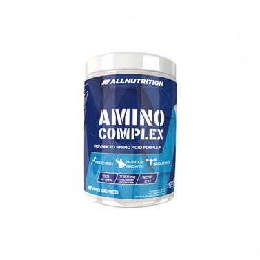 Amino Complex - Аминокиселини All Nutrition - 400 Таблетки