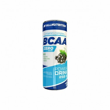 BCAA Power Drink All Nutrition - 24x250ml.
