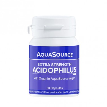 Ацидофилус / Acidophilus AquaSource - 50 Капсули