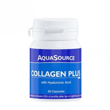 Колаген Плюс / Collagen Plus AquaSource - 60 Капсули