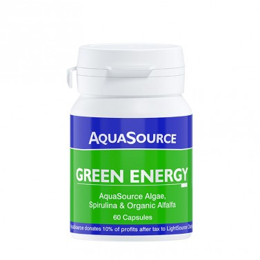 Зелена Енергия / Green Energy AquaSource - 60 / 120 Капсули