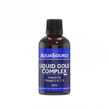 Комплекс Течно злато / Liquid Gold Complex AquaSource - 50ml
