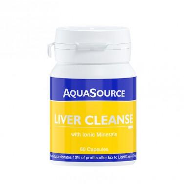 Ливър Кленз / Liver Cleanse AquaSource - 60 Kапсули