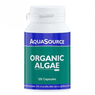 Органични Водорасли / Organic Algae AquaSource - 60 / 120 Капсули