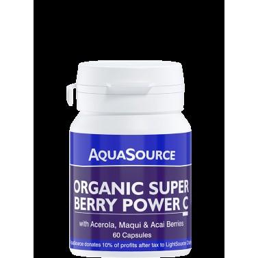 Супер Плодова Енергия С AquaSource  - 60 Kапсули