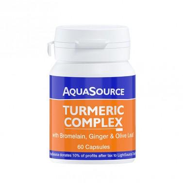 Куркума Комплекс / Turmeric Complex AquaSource - 60 Капсули