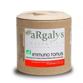 Имуно Тонус БИО / Immuno Tonus BIO Argalys Essentiels - 60 Вега капсули