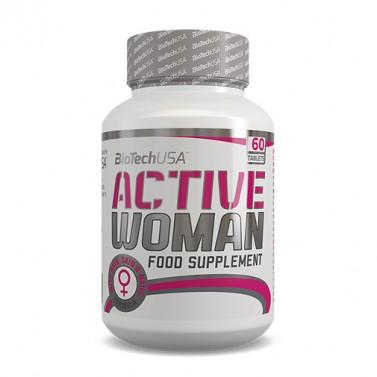 Актив уоман / Active Woman BIOTECH USA - 60 Таблетки