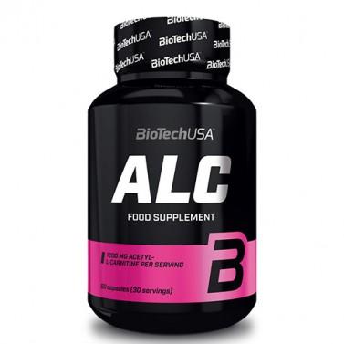 Ацетил Л-карнитин / ALC BIOTECH USA - 60 Капсули