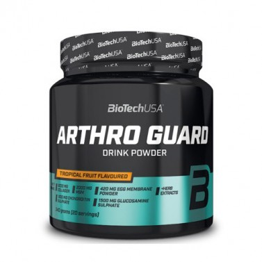 Артро Гард / Arthro Guard - 340 g Тропически Плодове/кайсия BIOTECH USA