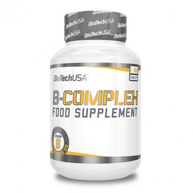 Витамин B-комплекс BIOTECH USA - 60 Таблетки