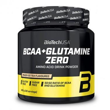 BCAA + глутамин Zero BIOTECH USA