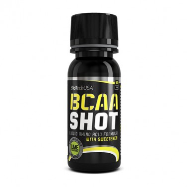 BCAA SHOT BIOTECH USA - 60 ml