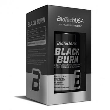 Black Burn за отслабване BIOTECH USA - 90 Капсули