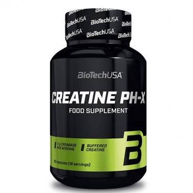 Креатин pH-X BIOTECH USA - 90 / 210 Капсули