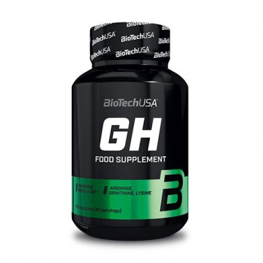GH хормон регулатор BIOTECH USA - 120 Капсули