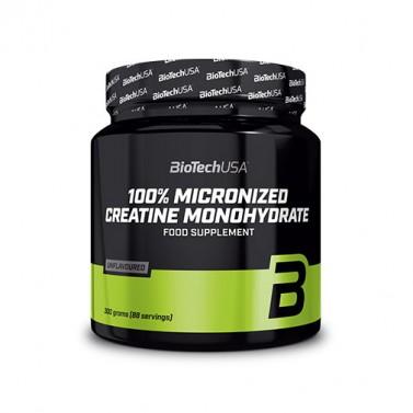 100% креатин монохидрат / Creatine Monohydrate BIOTECH USA