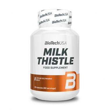 Бял трън / Milk Thistle BIOTECH USA - 60 Капсули