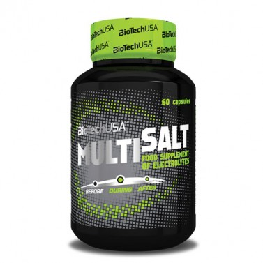 MultiSalt BIOTECH USA  - 60 Капсули