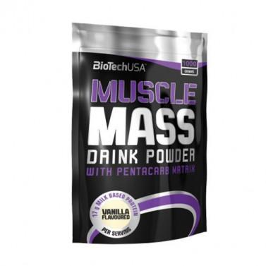 Мускулна маса / Muscle Mass BIOTECH USA - 1 kg
