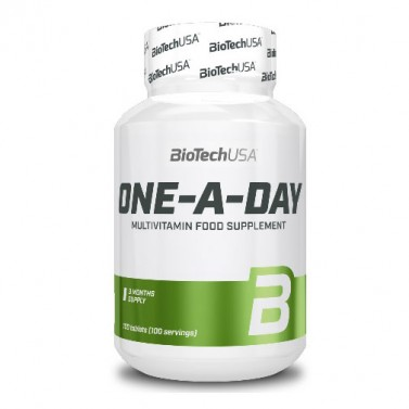 One A Day BIOTECH USA - 100 Таблетки