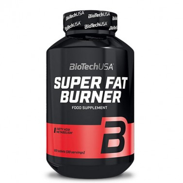 Super Fat Burner BIOTECH USA - 120 Таблетки
