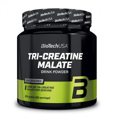 Три креатин малат / Tri-Creatine Malate BIOTECH USA - 300 g