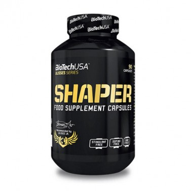 Ulisses Shaper BIOTECH USA - 90 Капсули
