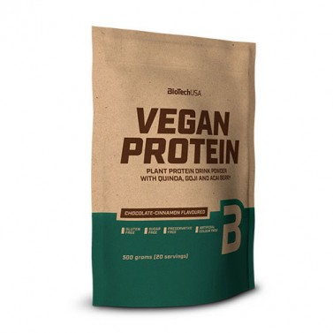 Веган протеин / Vegan Protein BIOTECH USA