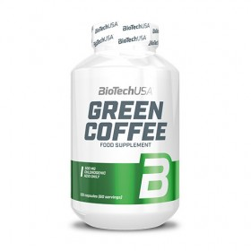 Зелено кафе / Green Coffee BIOTECH USA - 120 Капсули