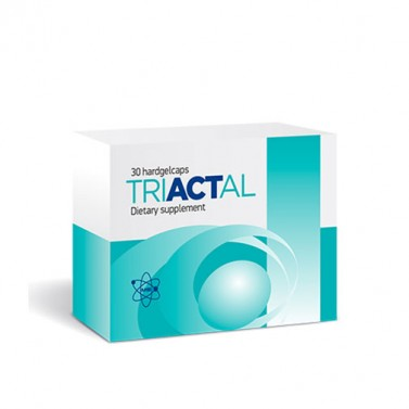 Триактал / Triactal BIOTICA - 30 Капсули