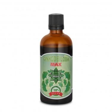 Гинко Билоба Макс Cvetita Herbal - 100 ml