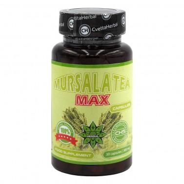 Мурсалски Чай Макс Cvetita Herbal - 30 капсули