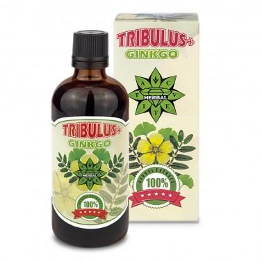 Трибулус + Гинко Cvetita Herbal - 100 ml
