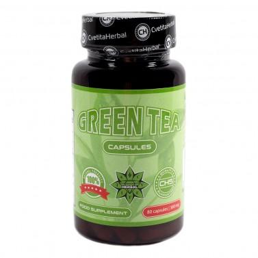 Зелен Чай Cvetita Herbal - 80 капсули