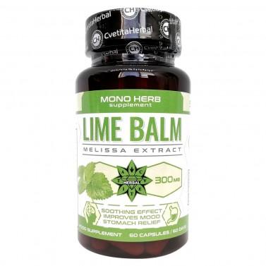 Екстракт от Маточина / Lime Balm Cvetita Herbal - 60 капсули