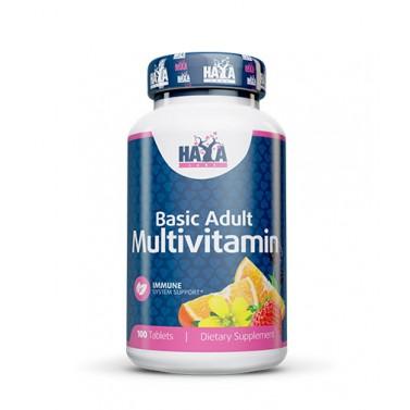 Мултивитамини за възрастни HAYA LABS - 100 Таблетки