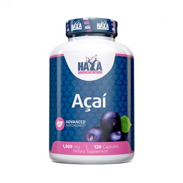 Акай / Acai 1000mg HAYA LABS - 120 Капсули