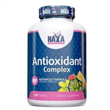 Антиоксидантен комплекс HAYA Labs - 120 Таблетки