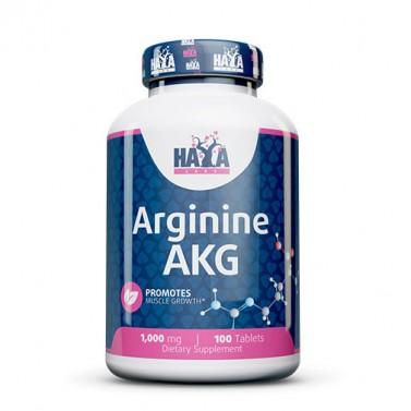 Аргинин / Arginine AKG 1000mg HAYA LABS - 100 Таблетки