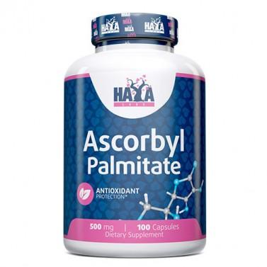 Аскорбил палмитат 500 mg Haya Labs - 100 Капсули