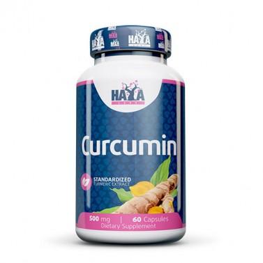 Куркумин - екстракт от куркума 500mg HAYA LABS - 60 Капсули