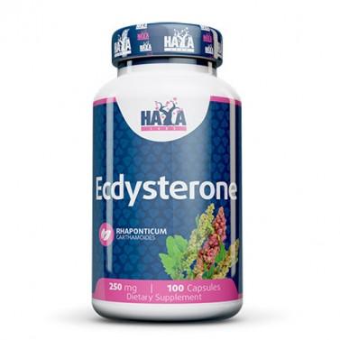 Екдистерон / Ecdysterone 250mg HAYA LABS - 100 Капсули