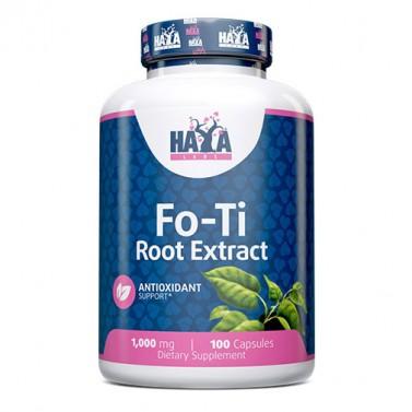 Екстракт от корен Фо-Ти / Fo-Ti root extract Haya Labs - 100 Капсули