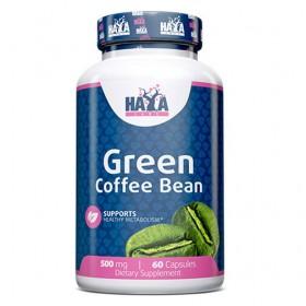 Екстракт от зелено кафе на зърна 500mg HAYA LABS - 60 Капсули