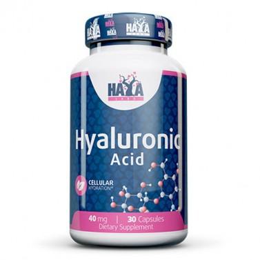 Хиалуронова киселина 40 mg HAYA LABS - 30 Капсули