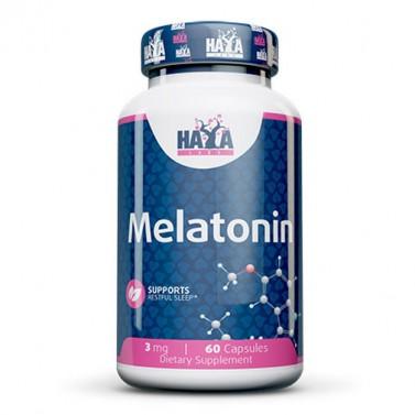 Мелатонин 3 mg HAYA LABS - 60 Капсули