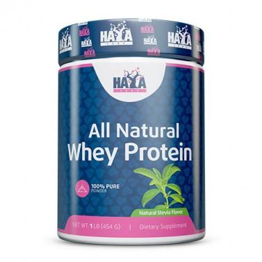 100% чист натурален суроватъчен протеин - стевия HAYA LABS