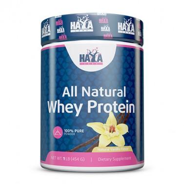 100% чист натурален суроватъчен протеин - ванилия HAYA LABS